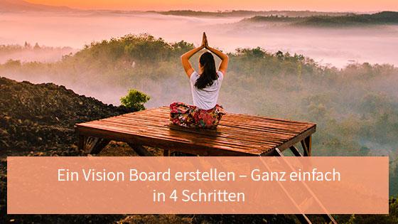 Vision Board erstellen