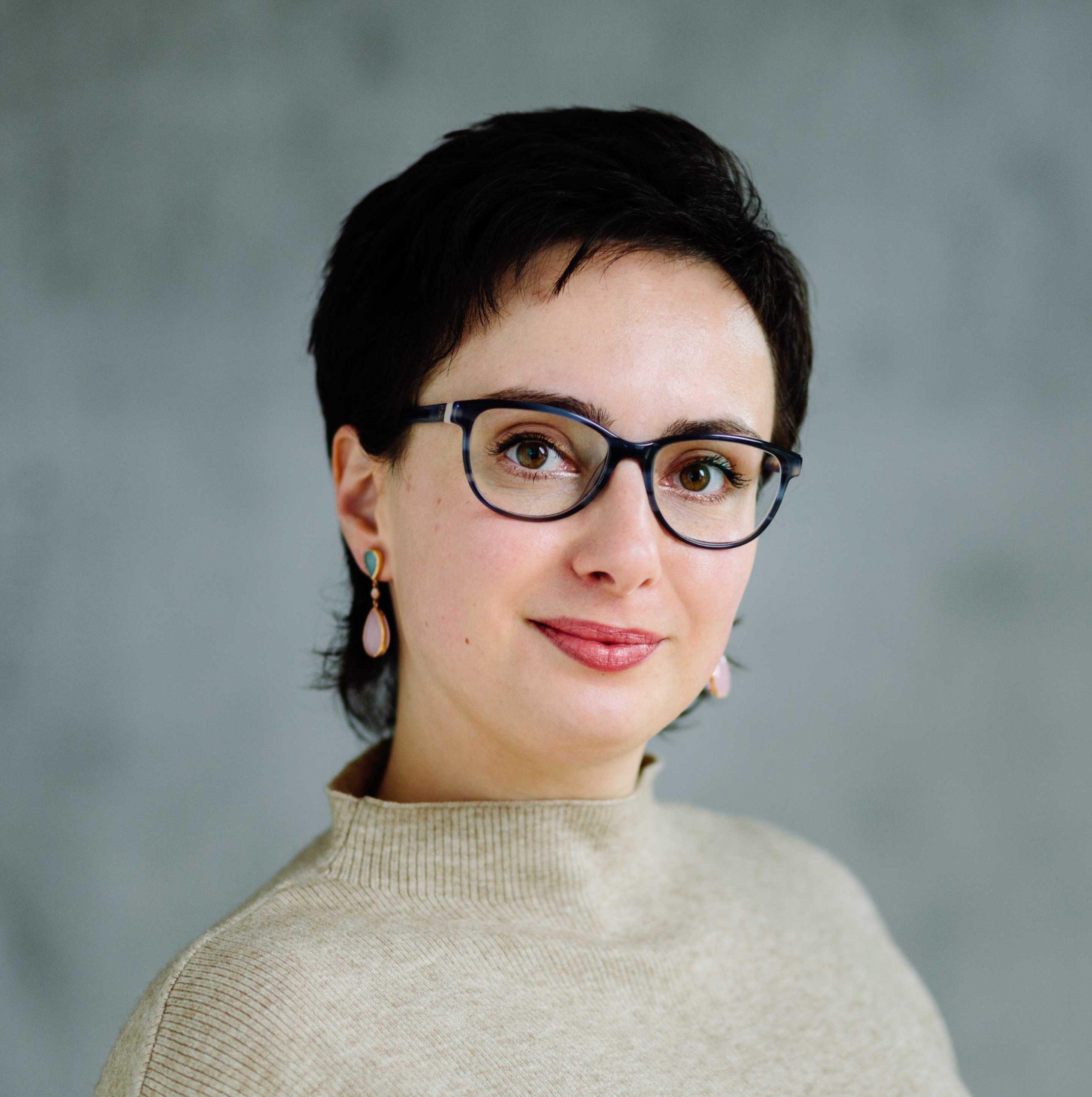 Portrait Irina Ploechinger